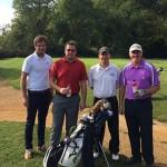 Finch Insurance Golf Day