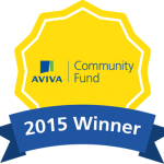 Aviva Community Award Winner