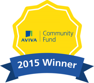 Aviva Community Award Winner