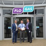 Flogas iPad Winner from Finch Group