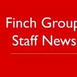 Finch Group Staff News