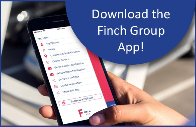 download the Finch Group App