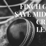 Finch Group Save Midweek Cricket League!