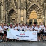 Cyclists travel 500 miles to raise £53k for charity!